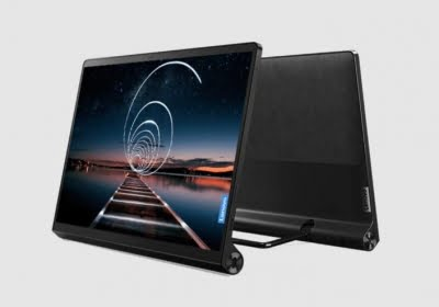 Lenovo launches new tab that works as portable monitor