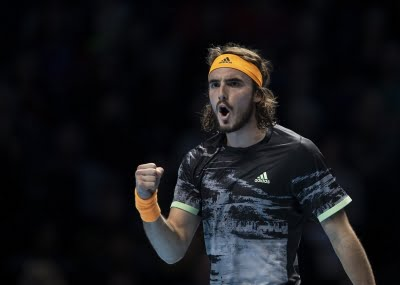 Happy with my consistency this year: Tsitsipas