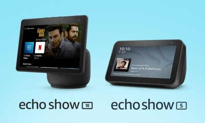 Amazon unveils 2 new Echo Show devices in India