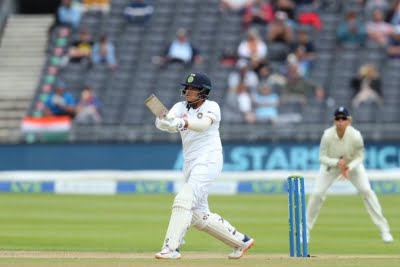 Women's Test: India collapse to 187/5 after solid start vs Eng (Stumps)