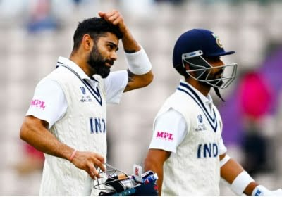 India the new 'chokers' of international cricket?