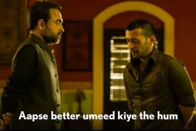 Sehwag's Mirzapur meme after India loss in WTC final goes viral