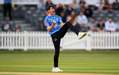 Garton set for ODI debut for England, Stone out due to fracture
