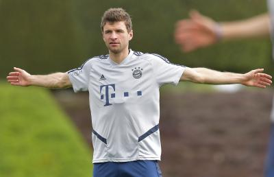 Would love to score my 1st Euro goal against England: Mueller