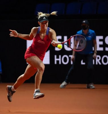 Angelique ready for Wimbledon after triumph on home soil
