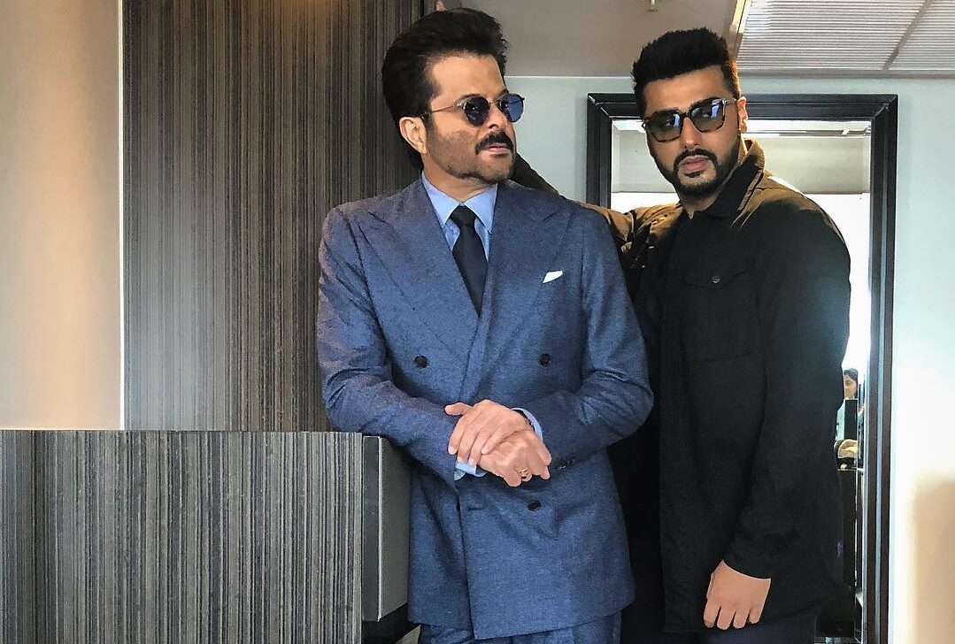 Arjun Kapoor: Anil Kapoor and I are more like friends in real life