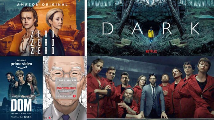 5 web shows to widen your horizon with foreign languages