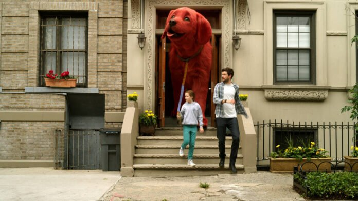 Check out the new trailer of 'Clifford The Big Red Dog'