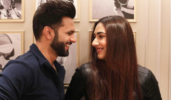 Disha Parmar misses Rahul Vaidya as she shares a loved up picture