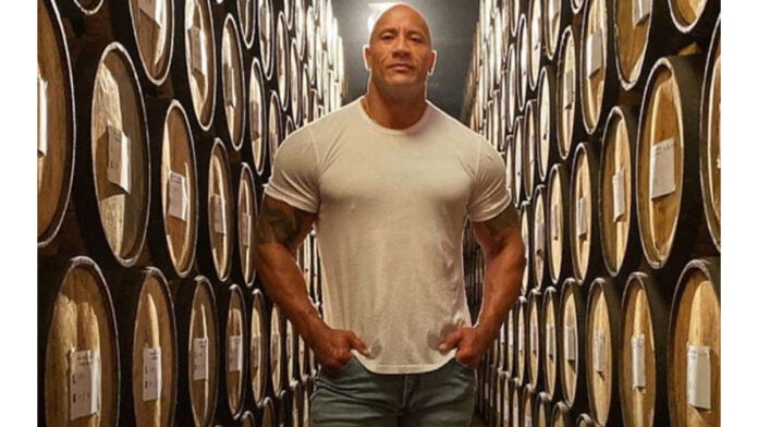 Dwayne Johnson reacts to respondents rooting for him to be US President