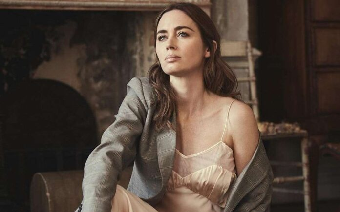Emily Blunt finds 'real sense of purpose' in helping people who stutter