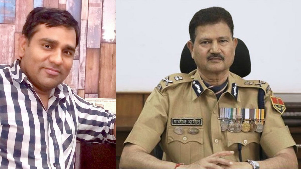 IPS Rajeev Dasot creates history with his 'Road to Reform'