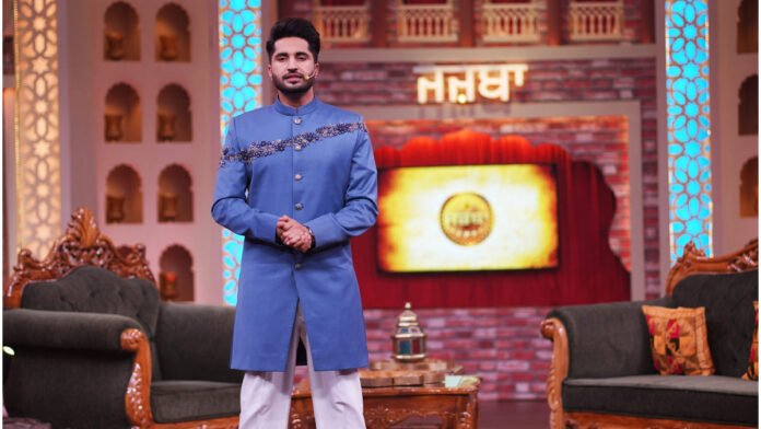 Jassie Gill to make his TV debut with chat show 'Jazbaa'