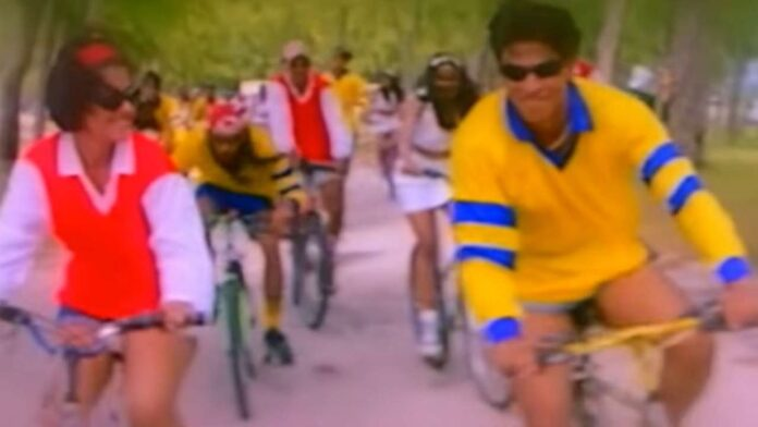 Kajol celebrates Bicycle Day with a funny clip