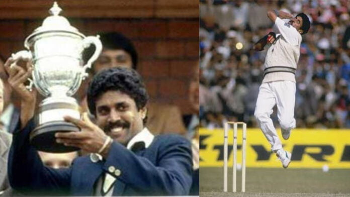 38 years... How Kapil Dev stirred India to World Cup glory