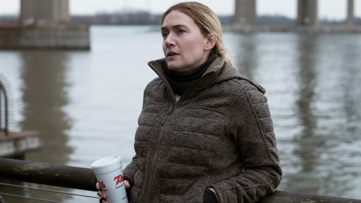 Kate Winslet fought to retain an intimate scene in 'Mare Of Easttown'