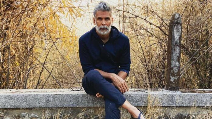 Where does Milind Soman plan to go to post lockdown?
