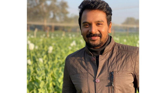 Namit Das: 'Aarya' gave me recognition an actor vies for!