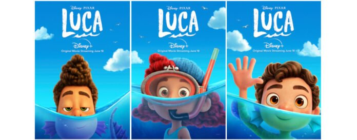 Pixar Luca - What human's really think about sea monsters