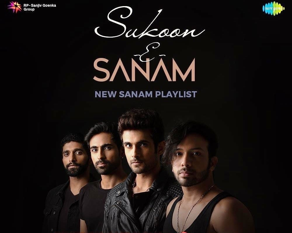 Music band Sanam: Once we release a song, we forget about it