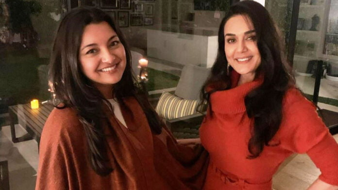 Preity Zinta: Feels awesome to see people
