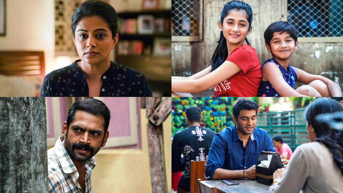Know more about the people who complete 'The Family Man'