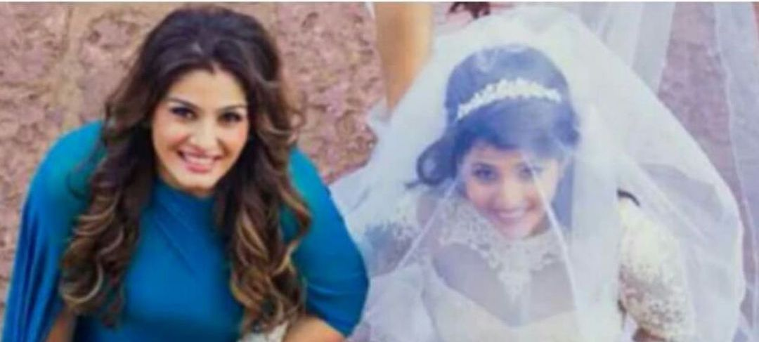 Raveena Tandon: You're the best thing that happened to me