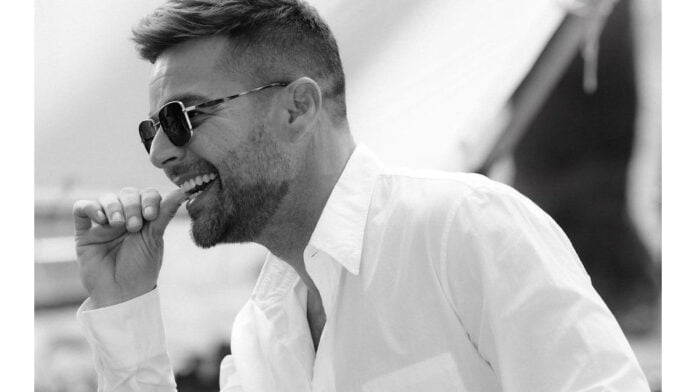 Ricky Martin: Want to normalise families like mine