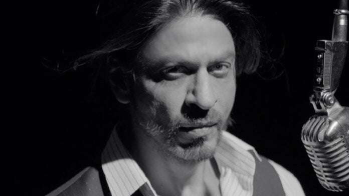 Shah Rukh Khan to be seen in a music video soon!