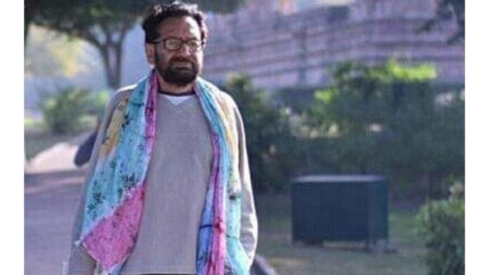 Shekhar Kapur is 'constantly curious, constantly wondering'