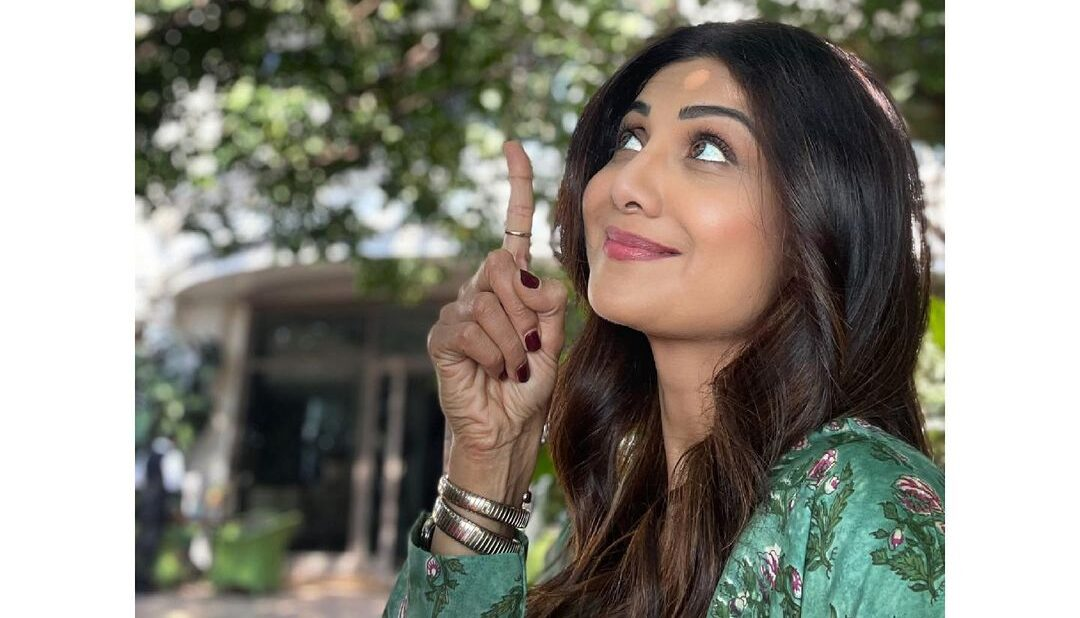 Shilpa Shetty: The climate is changing, when will we?