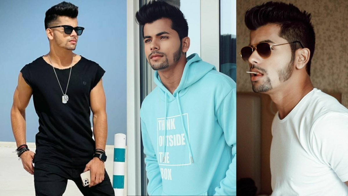 Siddharth Nigam keeps his hair perfect always, how?