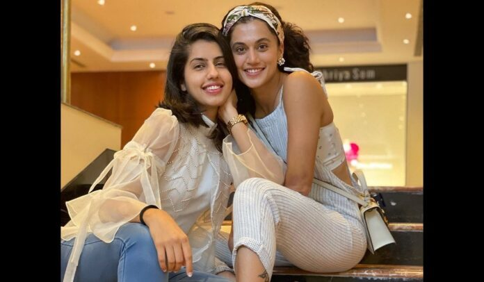 Taapsee Pannu is 'beginning June with high spirit and higher hope'