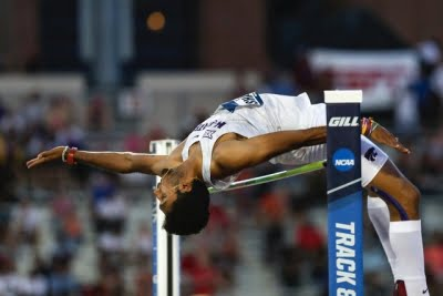 High jumper Shankar's last chance to qualify for Olympic Games