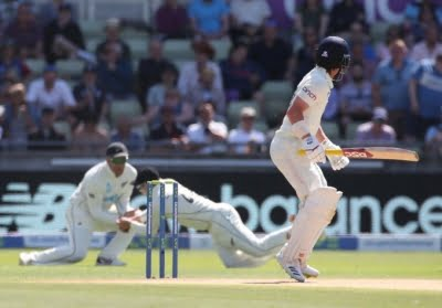 New Zealand set to wrap up second Test vs England (Stumps, Day 3)