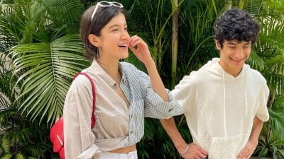 Shanaya Kapoor has a 'baby's day out' with younger brother Jahaan