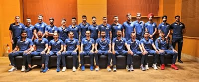 Indian team flies off to SL, to reach after 4 pm