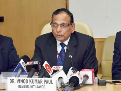 Delta+ variant not yet classified as VOC: Niti Aayog's Paul