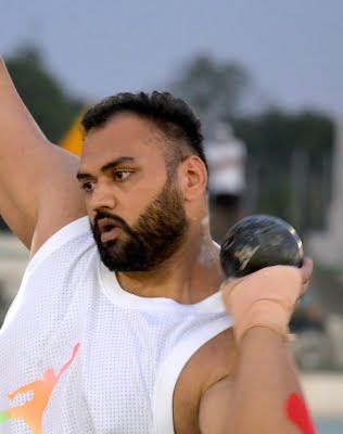 Olympic-bound Toor wins gold, sets record in Inter-State Athletics