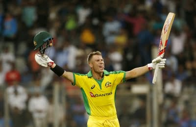 Warner, Stoinis pull out of The Hundred
