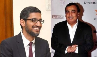Jio and Google Cloud to collaborate on 5G technology