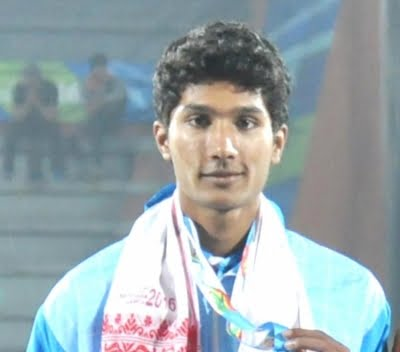 Shankar bags silver in USA, but misses Olympic qualification mark