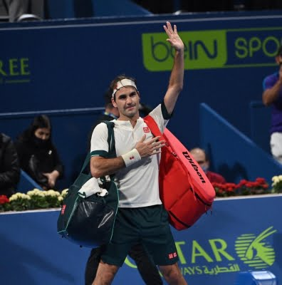 Federer enters second round of Noventi Open