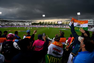 WTC final: 2 spectators evicted for hurling racist abuses at Taylor