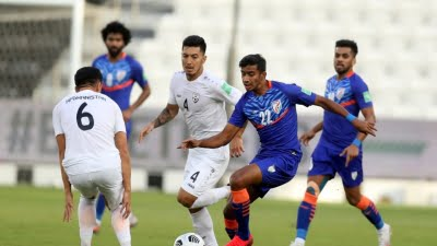 Asian Cup qualifiers: India draw 1-1 vs Afghan, advance to next round