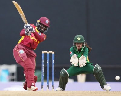 Kyshona hits 88 but Pakistan Women beat West Indies by 4 wickets