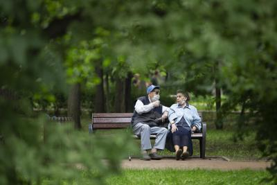 Technology made elderly feel more lonely during pandemic: Study