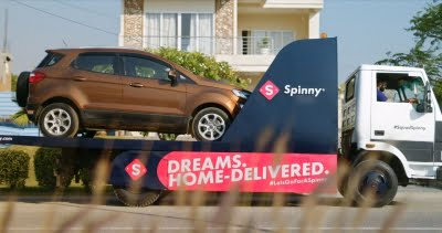 Used car retail platform Spinny raises $108 mn led by Tiger Global