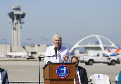 Branson aims to beat Bezos in space race on July 11