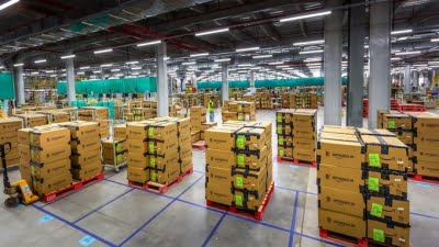 Amazon services restored after massive outage globally (Ld)